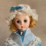 Куколка из серии «Страны мира» Америка от Madame Alexander