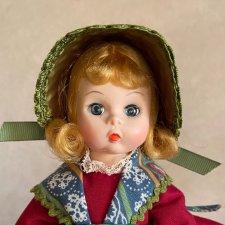 Куколка из серии «Страны мира» Дания от Madame Alexander