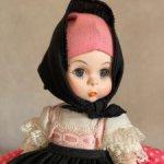 Куколка из серии «Страны мира» Югославия от Madame Alexander