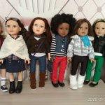 Лот из двух кукол Journey Girls. Дана, Кэлси. Остальные проданы