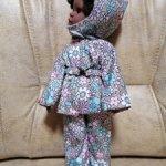 Подарю костюм для кукол 33-35 см  к покупке куклы Африканки из моего шопика