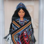 Barbie Northwest Coast Native American (Барби Североамериканка) 90х