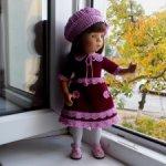 Нарядное платье для Минуш