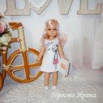 Кукла Елена от Paola Reina, 21см