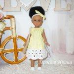 Кукла Ноа от Paola Reina, 21см