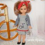 Кукла Паола от Paola Reina, 21см