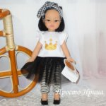 Кукла Миа от Paola Reina, 21см
