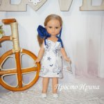 Кукла Валерия от Paola Reina, 21см