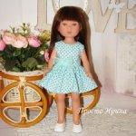 Платье для Вестиды 28см - 3