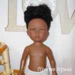 Карлотта от Vestida de Azul (мулатка кудряшка с медовыми глазами) - 1
