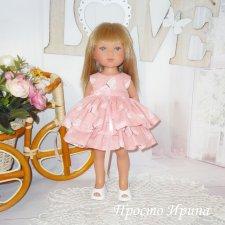 Платье для Вестиды 28см - 5