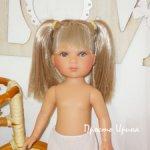 Карлотта от Vestida de Azul (блондинка с хвостиками) - 2