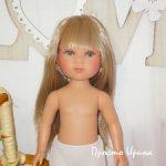 Карлотта от Vestida de Azul (блондинка с челочкой) - 2