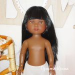 Карлотта от Vestida de Azul (мулатка с челкой, медовые глаза) - 2