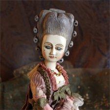 Марго I, французская модная/придворная кукла