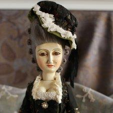 French Court style Dolls - кукольные переодевания
