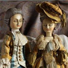 Пары и комбинации моих кукол