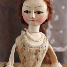 Queen Anne Doll, моя юбилейная кукла
