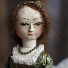 Queen Anne Doll, новая кукла