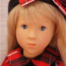 Помогите опознать молд и серию кукол Сильвии Наттерер