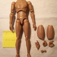 Мужское экшн тело с Алиэкспресс