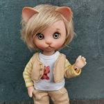 Джун, шарнирный котик