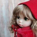 Красная шапочка Мэй
