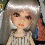 Милимка Таник, стеклянные глазки, авторский мейк