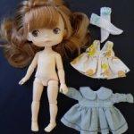 Шарнирная кукла Xiaomi Monst.