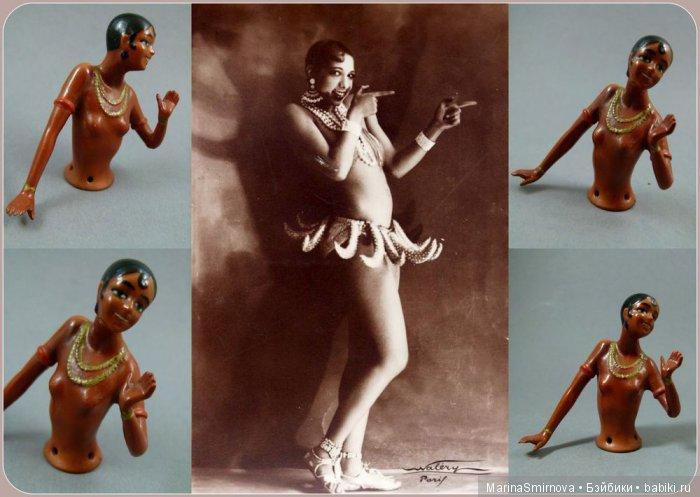 Жозефина Бейкер — американо-французская танцовщица, певица и актриса