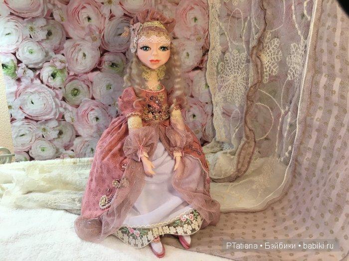 Авторские куклы из полимерной глины своими руками
