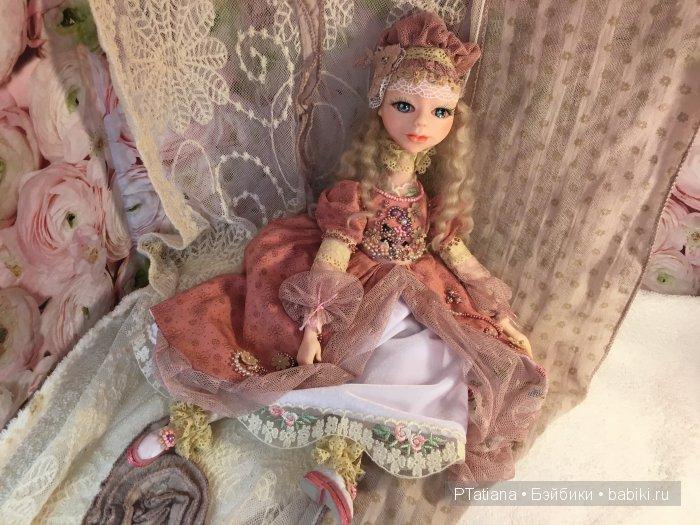Авторские куклы из полимерной глины своими руками фото 945