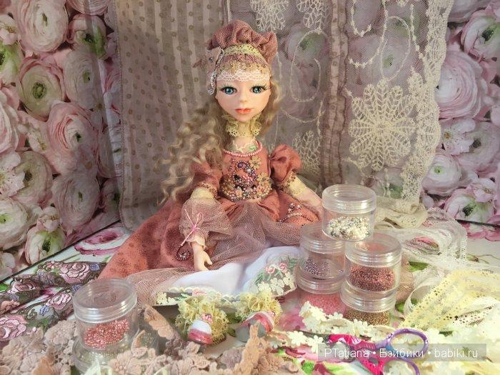 Авторские куклы из полимерной глины своими руками фото 660