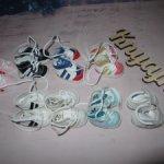 Кроссовки на Паола Рейна, Антонио Хуан, Берхуан и подобных
