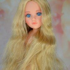 Новинка! Золотая блондинка с длинными волнистыми волосами от Видал Рохас (Vidal Rojas)