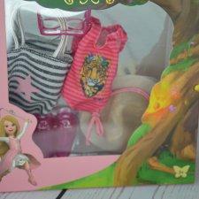 Фирменный сет пляжный на кукол Крузелинг, Kruseling