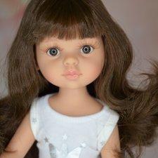 """Кэрол с удлиненными волосами, серия """"подружки в пижамках"""" от Паола Рейна"""