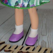 Красивые фирменные туфли  от Паола Рейна