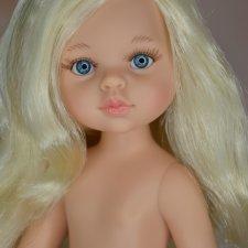 Клаудия с удлиненными волосами от Паола Рейна. полусплюшка, выпуклое клеймо
