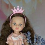 """Ободки """"корона Королевы"""" на кукол Паола Рейна и пободных. Новые цвета!"""