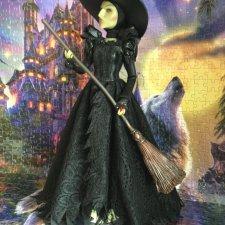 Коллекционная ведьма Теодора, Дисней, Disney