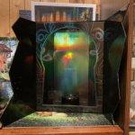 Коробка-витрина от лимитированной куклы Диснея 30 см.