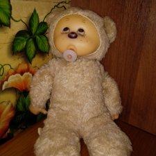 Кукла Чудик Резиновая Мончичи Monchhichi