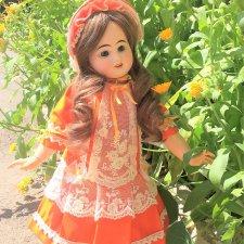Дезири - маленькая садовница