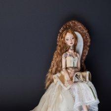 """Рада представить вам мою новую """"Премиум"""" коллекцию. Авторские шарнирные куклы"""