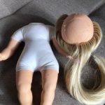 Кукла на реставрацию