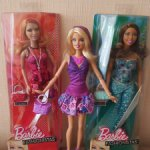 Barbie fashionistas, 2012 г