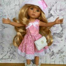 Неземная красота. Кукла Линды Рик