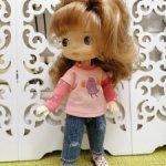 Комплект на куклу Monst 20 см.