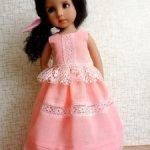 Платье из батиста для Little Darling